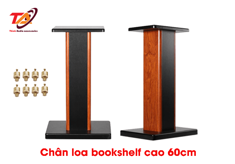 Chân loa bookshelf cao 60cm